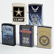 Military Zippo Lighter