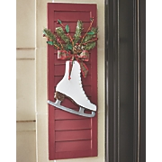 Shutter with Ice Skate