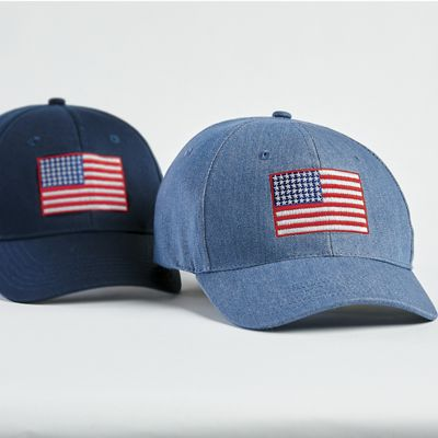Flag Baseball Cap Set