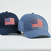 Flag Baseball Cap Set
