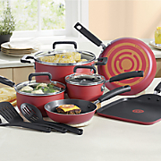12-Piece Signature Cookware Set by T-Fal