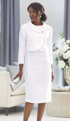 Judy Jacket Dress