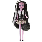 set of 6 gothic dolls