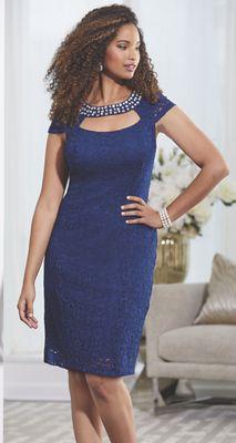 Jemma Lace Dress