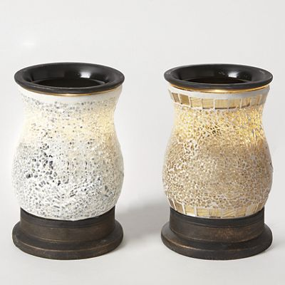 Glass Illumination Fragrance Warmer