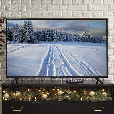 "43"" LED HDTV by Sansui"