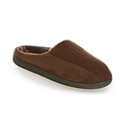 Men's Ribbed Scuff Slipper by Muk Luks®