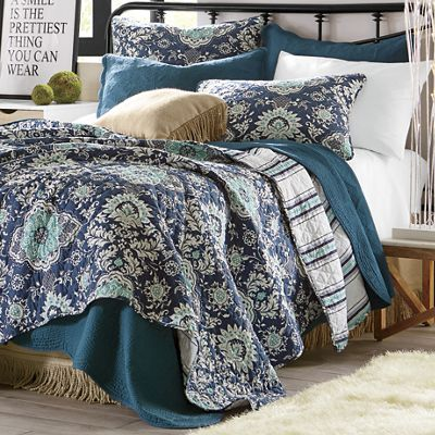Marbella Oversized Quilt and Sham