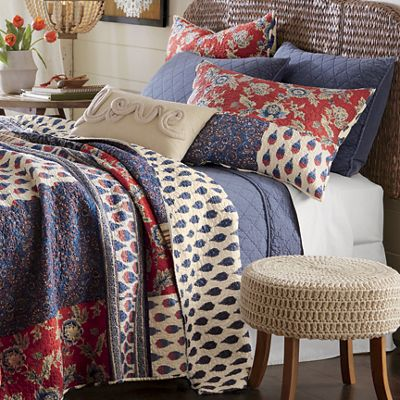 Liberty Oversized Quilt and Sham