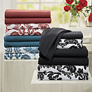 Florence 2-Pack Microfiber Sheet Set