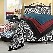 Florence Reversible Filled Blanket