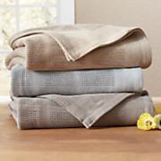 all season cotton blanket