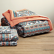 fanciful filled blanket
