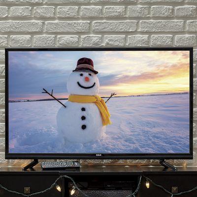 """50"""" Roku LED Smart HDTV by RCA"""