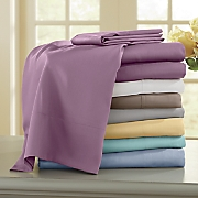 Comfort Creek 300-Thread Count Wrinkle-Resistant Cotton Sateen Sheet Set by Montgomery Ward