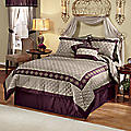 Marcella 10-Piece Embroidered Bed Set