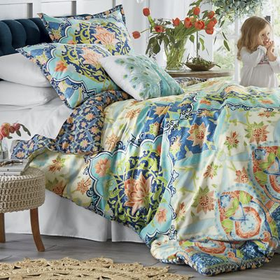 Aquarius Comforter Set by Jessica Simpson