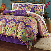 nalita 7 piece bed set and window treatments