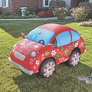 valentine car inflatable