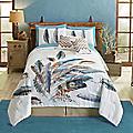 Dream Feathers Mini Comforter Set