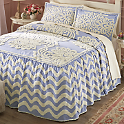 evelyn chenille bedspread