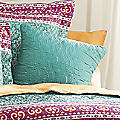 Bijou Solid Accent Pillow