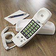trimline corded phone by at t