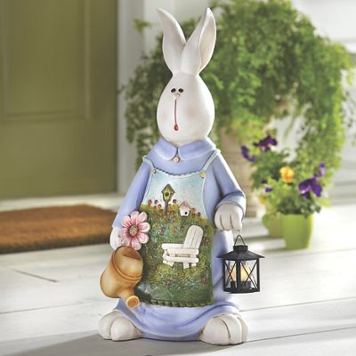 Bunny with Watering Can