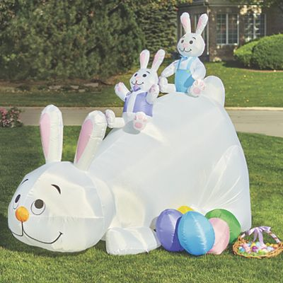 Bunny Slide Inflatable