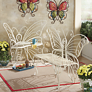 butterfly bench and chair 47