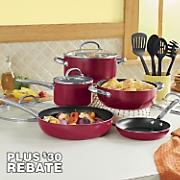 Buena Cocina Cookware Set by Farberware