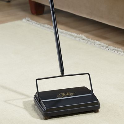 Electrostatic Carpet Sweeper by Fuller Brush Company