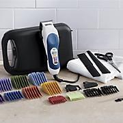 20-Piece Color Pro Clipper Set by Wahl