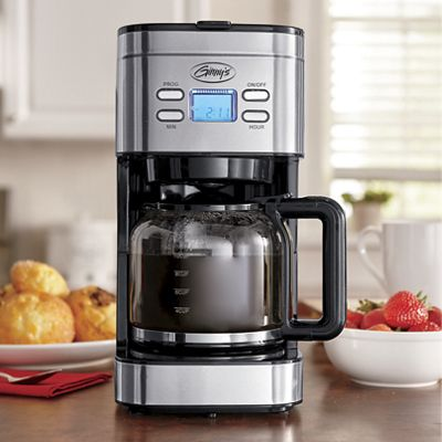 12-Cup Coffee Maker by Ginny's