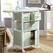 Foldable Ironing Cart