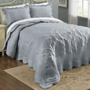 lucerne scalloped bedspread and sham