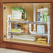 Under-Sink Shelves
