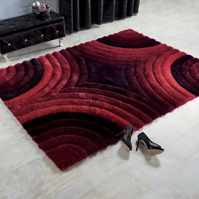 Astral Red Rug