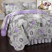 souvenir floral quilt