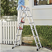 Multipurpose Folding Ladder