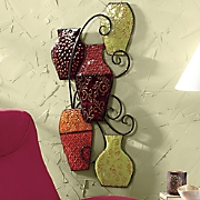 Flower Pot Wall Art