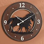 Clocks Vintage Amp Large Wall Clocks Amp Seventh Avenue