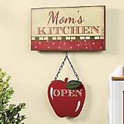 mom s kitchen sign