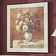 Table Flowers Painting