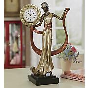 lady clock