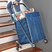Stair-Climber Shopping Cart