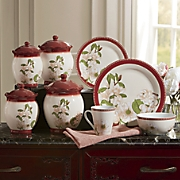 16-Piece Magnolia Dinnerware Set