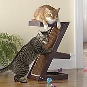 Z Cat Scratcher with Perch