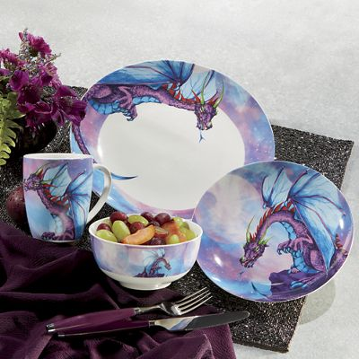 Dragon Dinnerware Set & Dragon Dinnerware Set from Seventh Avenue | DI757379