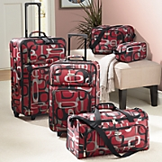 5-Piece Traveler's Club Luggage Set